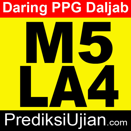 Jawaban Formatif M5 LA4 Profesional - Infographics