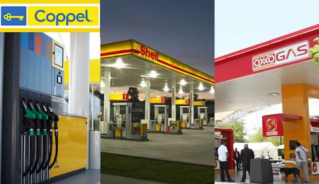 Nuevas marcas y nuevas gasolineras
