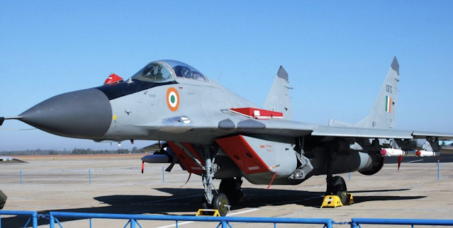 Russia Submits Commercial Offer to Deliver 21 MiG-29 Jets to India