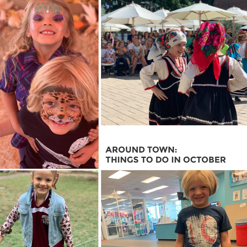 Family Friendly Sacramento: October 2019