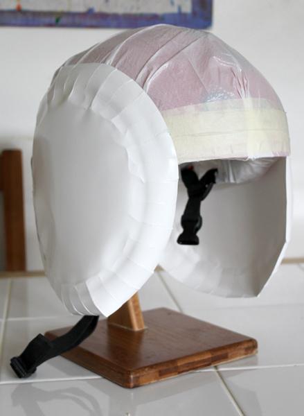 make your own astronaut helmet costume - photo #47