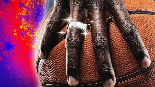 En la NBA utilizarán anillo inteligente anti Covid-19