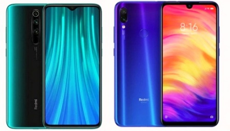 Redmi Note 8 Pro VS Redmi Note 7 Pro: How different from each other ?