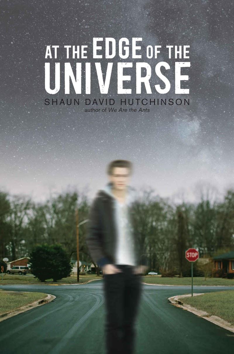 Hora de Ler: At the edge of the Universe - Shaun David Hutchinson