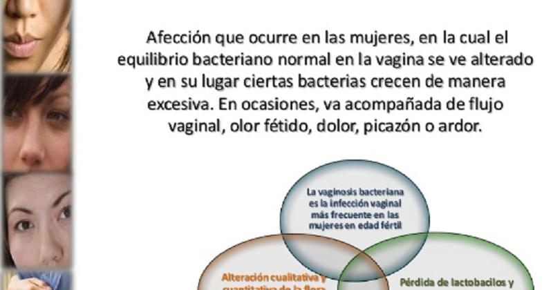 Infecciones por bacterias vaginales persistentes