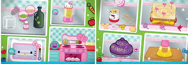 game Kotak Bekal Hello Kitty