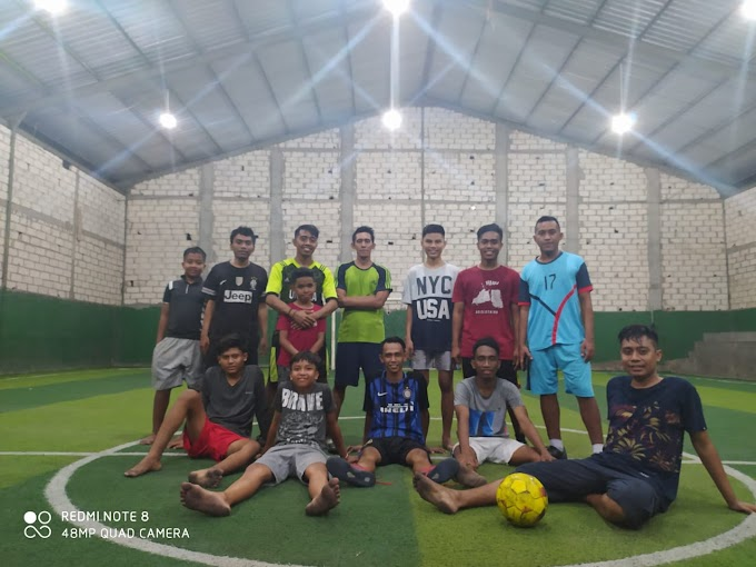 FUTSAL FAMILY GATHERING