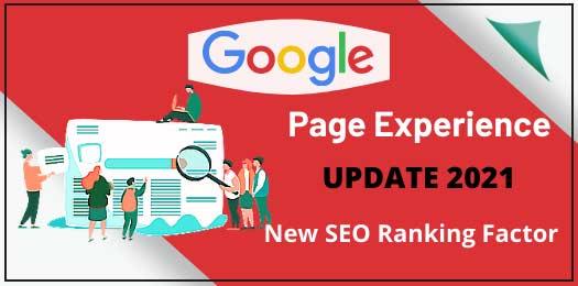 Google Page Experience Update 2021 | Web Vital क्या है?