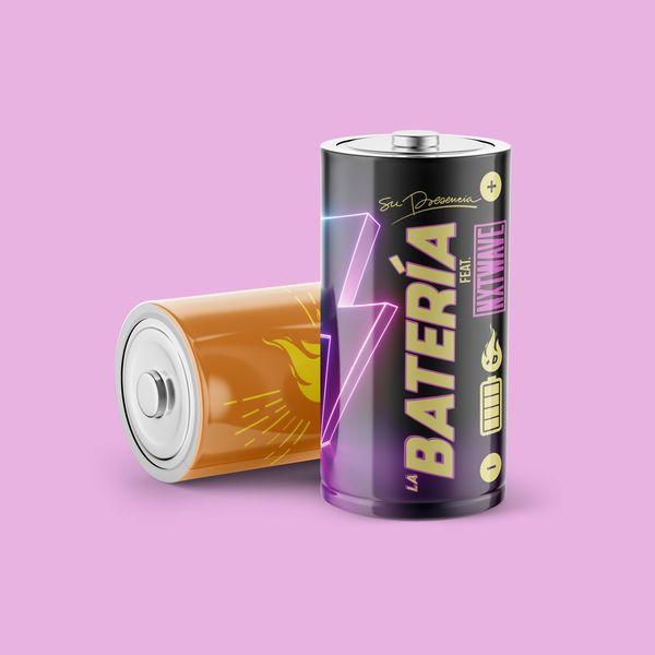 Su Presencia – La Batería (Feat.NxTwave) (Single) 2021 (Exclusivo WC)