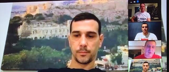 """Νίκος Ζήσης: """"Το άθλημα αλλάζει, είμαστε σε ένα κρίσιμο σταυροδρόμι, να αναδείξουμε Έλληνες πρωταγωνιστές"""""""