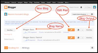 Blogger-Basic