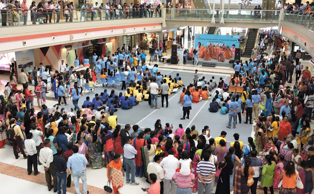 Special kids perform at KORUM Mall on 'World Disability Day'