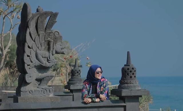 Wisata Pantai Ngobaran Gunung Kidul, Wisata Bernuansa Bali di Jogja