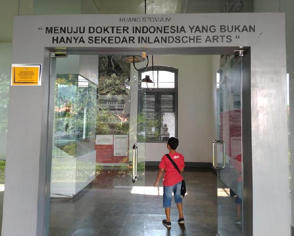 Museum Kebangkitan Nasional STOVIA