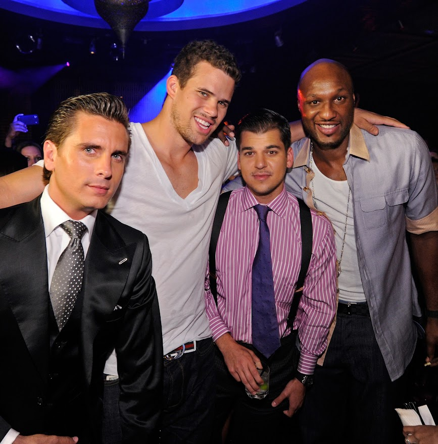 Kris Humphries, fiance of Kim Kardashian