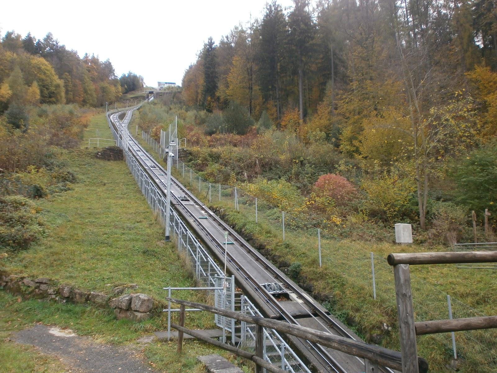 Bergbahn Schwarzwald