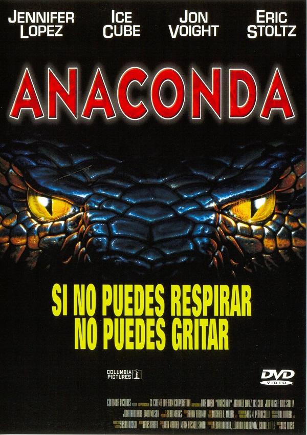 Descargar Anaconda (1997) - Luis Llosa - Español Latino