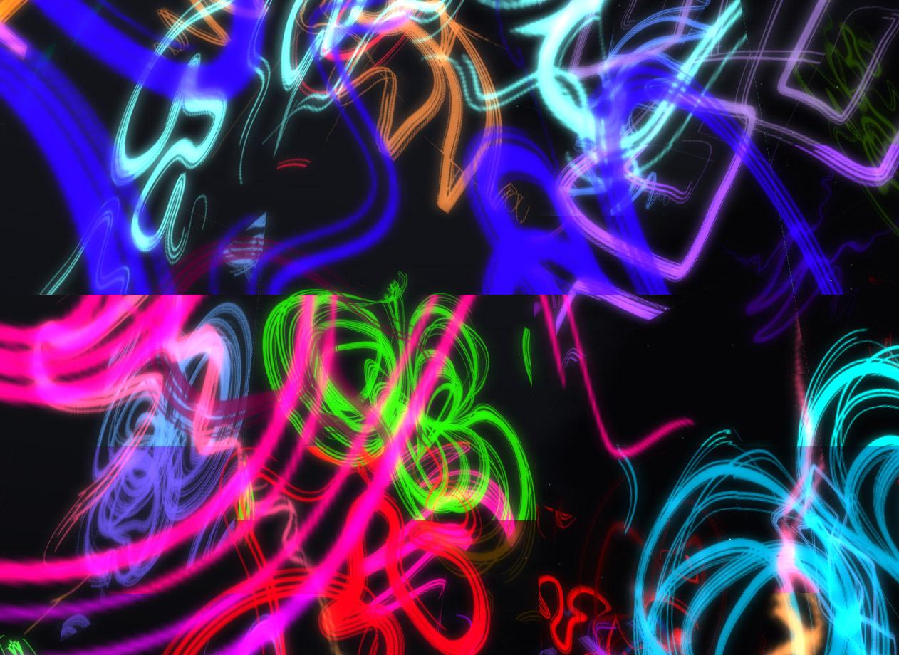 Graffiti Bubble Backgrounds