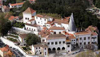 X-mas in Lisbon part II: Sintra