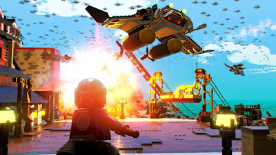 The LEGO NINJAGO Movie Video Game PC Full Version