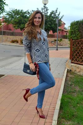 imagenes de Zapatos Rojos Mujer