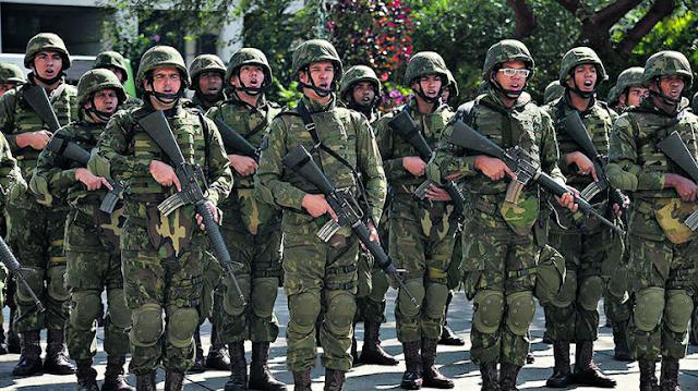 Exército abre concurso com mais de mil vagas com salários de R$ 5 mil