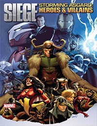 Siege: Storming Asgard - Heroes and Villains
