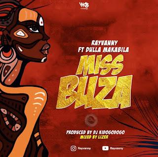 Audio   Rayvanny Ft. Dulla Makabila – Miss Buza   Download Mp3