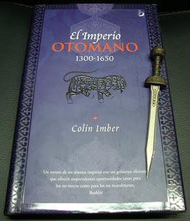 Portada del libro El Imperio Otomano 1300-1650, de Colin Imber