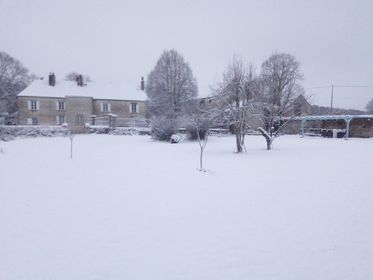 Hiver, winter in France, Winter in Creuse,