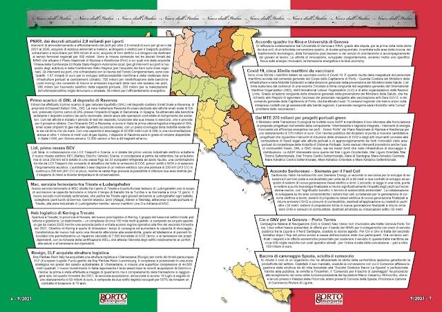 SETTEMPRE PAG. 6 - NEWS DALL'ITALIA
