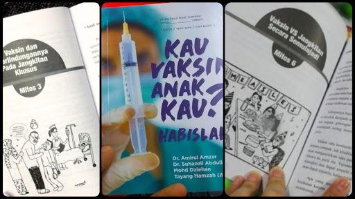 Buku vaksin anak