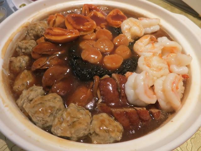 锦绣精装盆菜