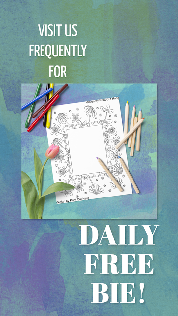 Daily freebie Day 26 Pin