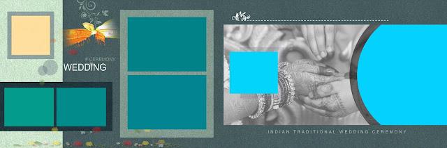 12*36 Karizma Album PSD Free Download Indian Wedding