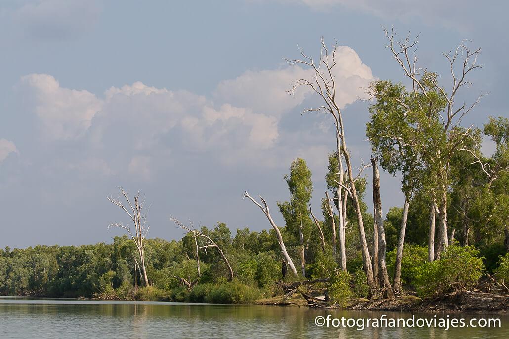 Parque nacional Kakadu en Australia