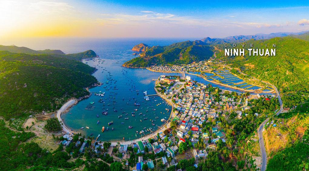 Vịnh Vĩnh Hy Ninh Thuận