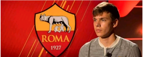 Rome is ready to send Corica to the Spanish team of Almeria.