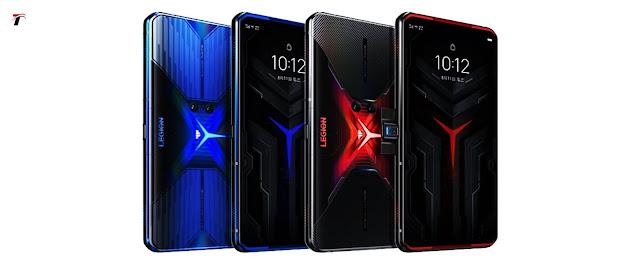 Lenovo Legion The Gaming Phone Launch
