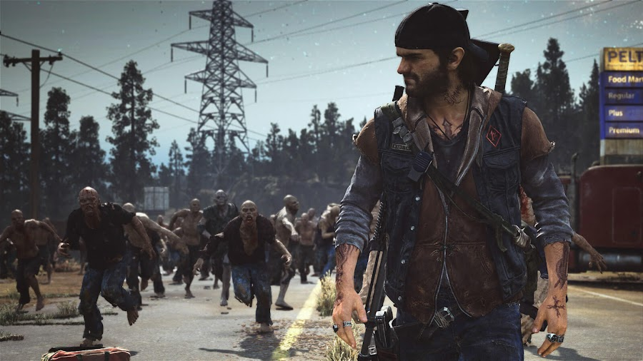 days gone zombies ps4 exclusive action-adventure survival horror bend studio sony interactive entertainment
