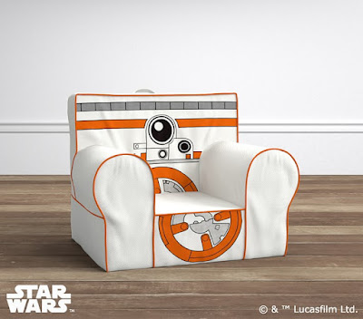 Starwars BB-8 Anywhere Chair