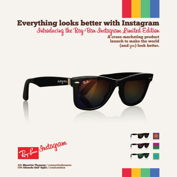9eb388f238f The Ray-Ban Instagram Limited Edition