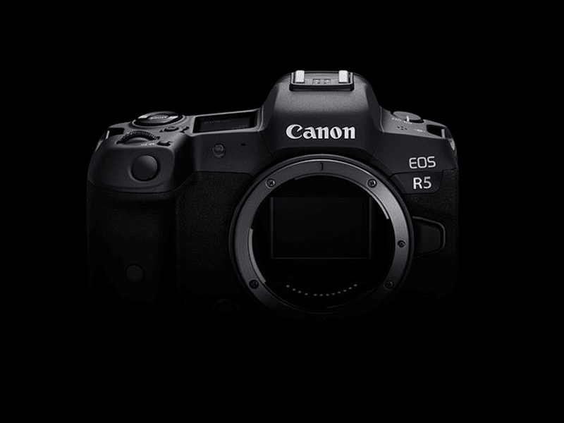 Canon EOS R5 full video specs reveals 8K/30 10-bit with AF