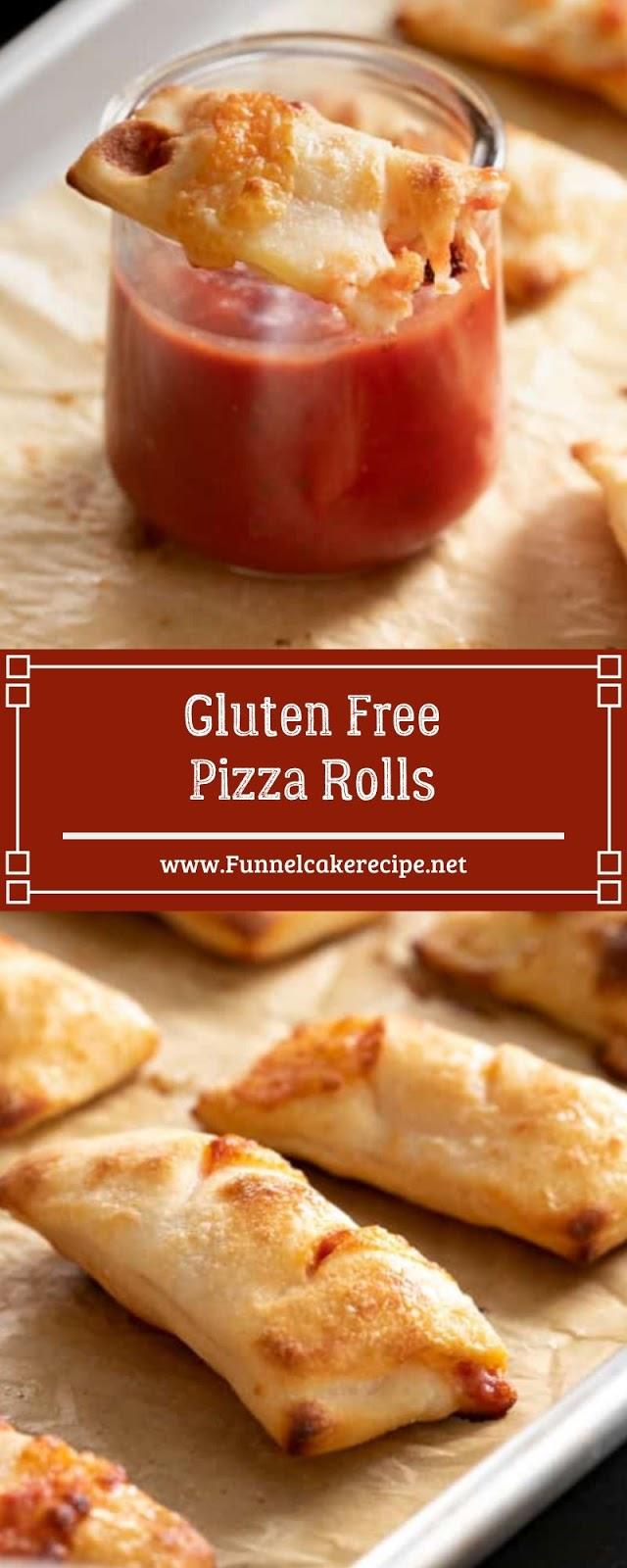 Gluten Free Pizza Rolls