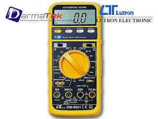 Jual Lutron DM-9031 Automotive Tester