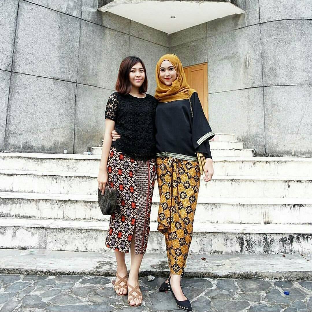 Model Baju Muslim Dan Baju Batik Terbaru