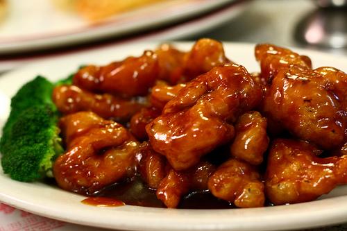 Orange Chicken Recipe  Chinese Food Recipes 中餐食谱