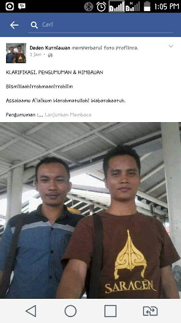 Menjadi Perusak Kerukunan, Akun Mhd Ramadhan yang Menghina Nabi Muhammad, Telah Dilaporkan Ke Polisi