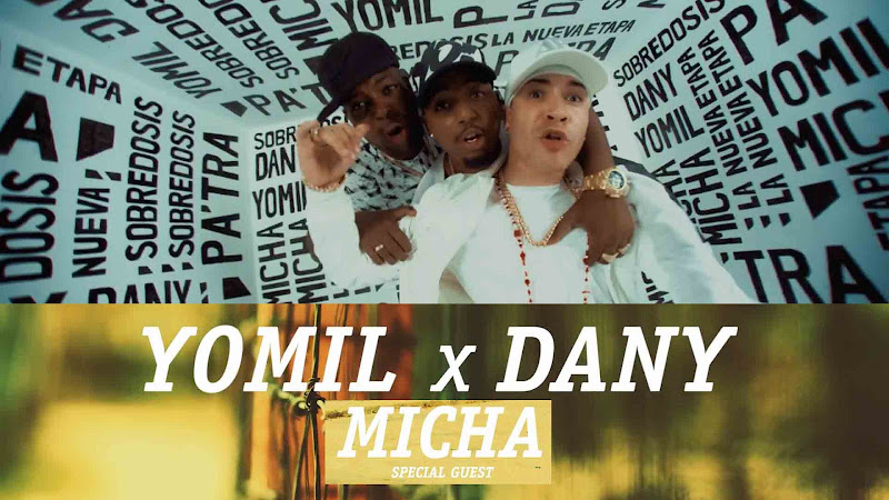 Yomil y el Dany Ft. El Micha - ¨Pá Trᨠ- Videoclip - Dirección: Luis Y. Santana. Portal Del Vídeo Clip Cubano
