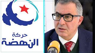 عضو حركة النهضة ورئيس مركز الاسلام والديمقراطية رضوان المصمودي